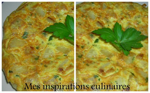 Tortilla Marocaine