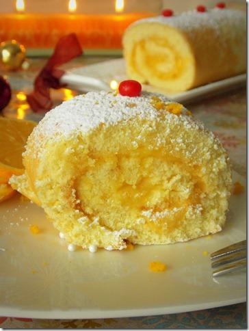 recette Génoise pour biscuit roulé / bûche