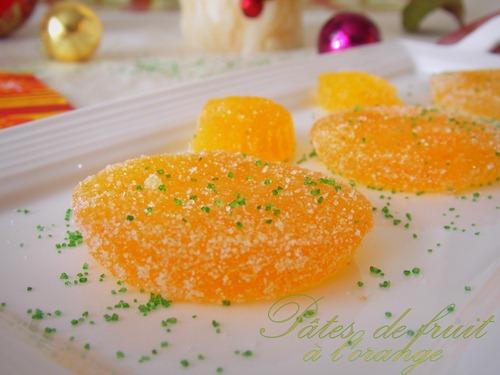 p te de fruits l 39 orange recettes de noel le blog cuisine de samar. Black Bedroom Furniture Sets. Home Design Ideas