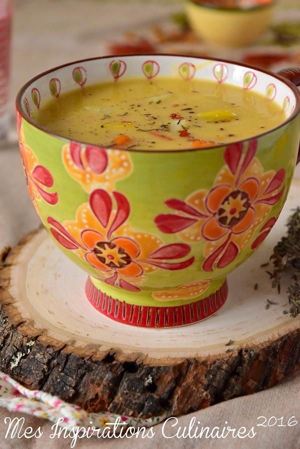 soupe aux poireaux 1