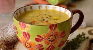 soupe de poireaux 1