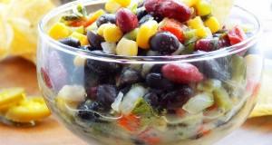 salade de haricots a la mexicaine 1