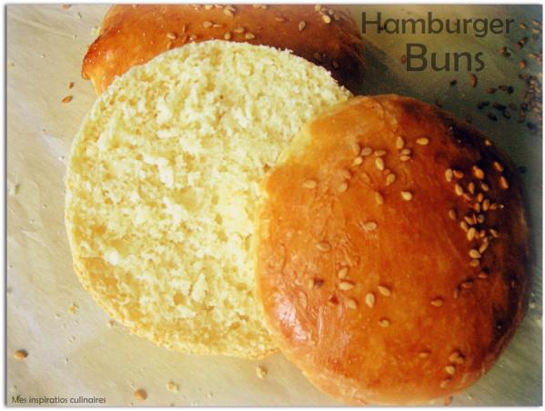 pain hamburger maison moelleux et facile
