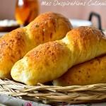 petits pains moelleux aux Cheddar 1