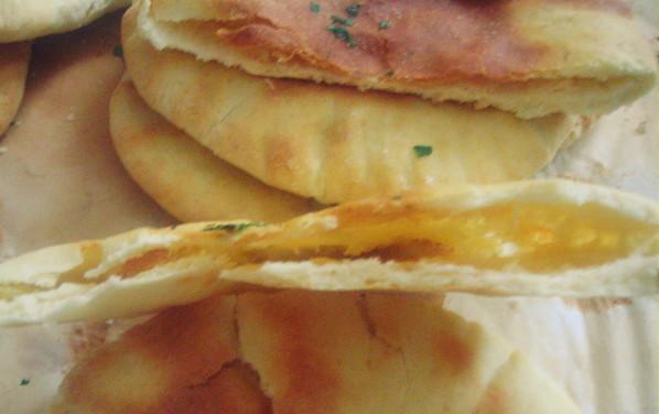 Recette des pitas pain libanais