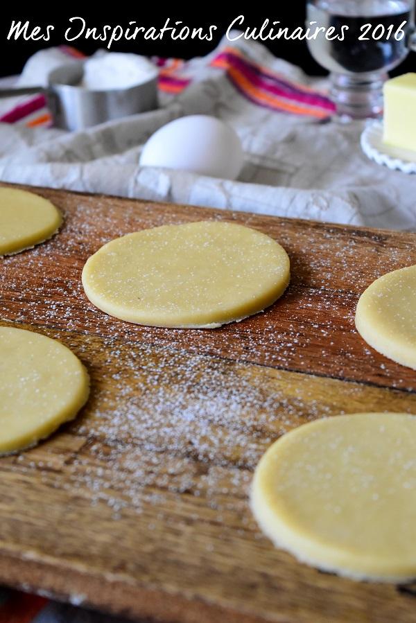 La pâte à empanadas fait-maison (étape par étape)