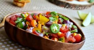 pico de gallo salsa a la tomate 1