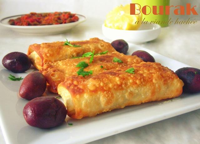 Bourek la viande hach e le blog de samar - Blog cuisine algerienne ...