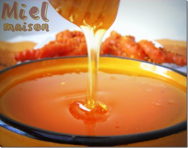 Sirop de miel fait-maison   Le Blog cuisine de Samar