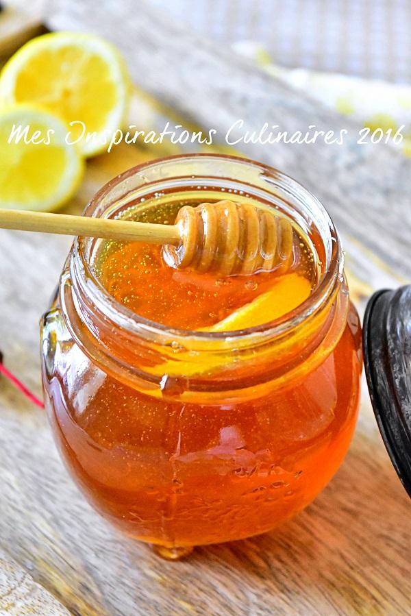 sirop de miel maison ramadan 2016 1
