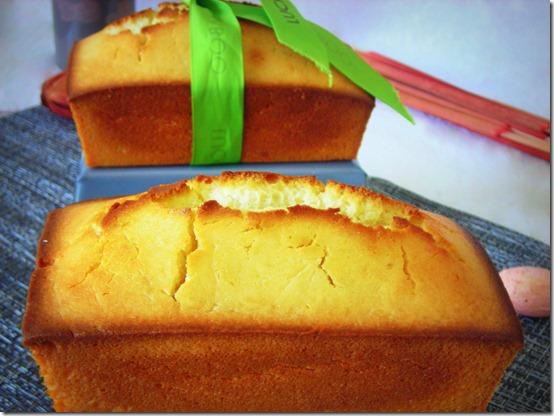 cake au citron et babeurre (lben)