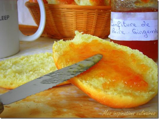 pain maison brioche