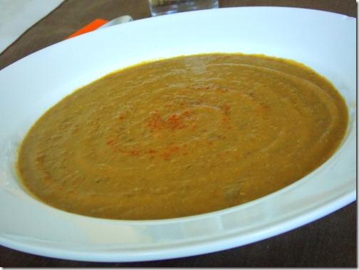 Soupe aux lentilles le blog cuisine de samar - Comment cuisiner des lentilles vertes ...