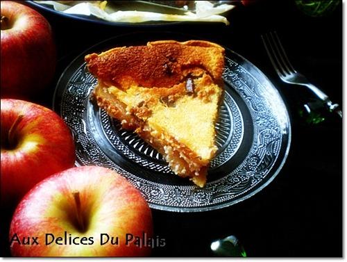 tarte-aux-pommes-et-a-la-noix-de-cocoP1020054