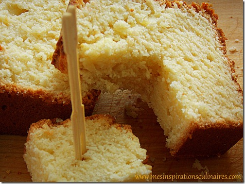 Cake Fromage Blanc Facile