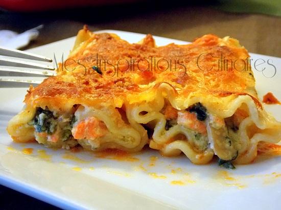 cannelloni epinard et saumon1