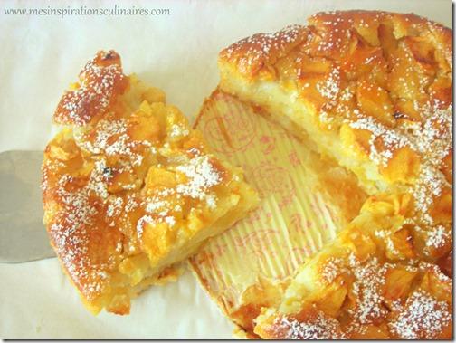 Gâteau sans oeufs facile