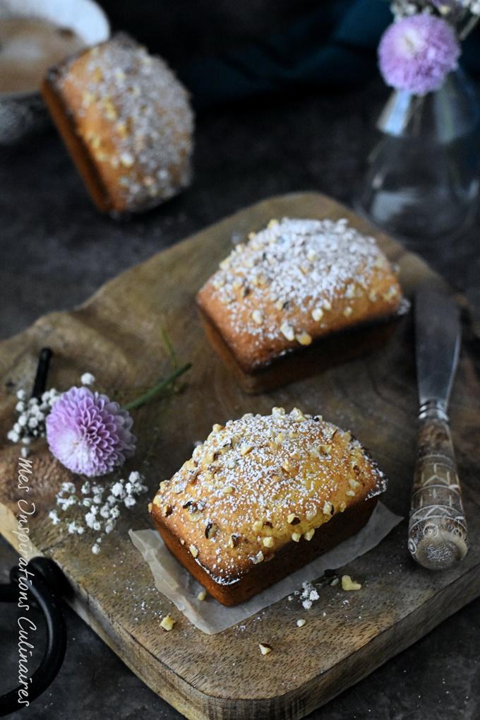 Recette Cake moelleux aux jaunes d'oeufs