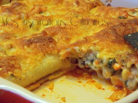 recette cannelloni au saumon1