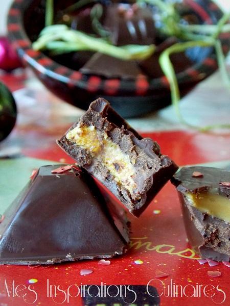 chocolats fourres a la confiture de lait 1