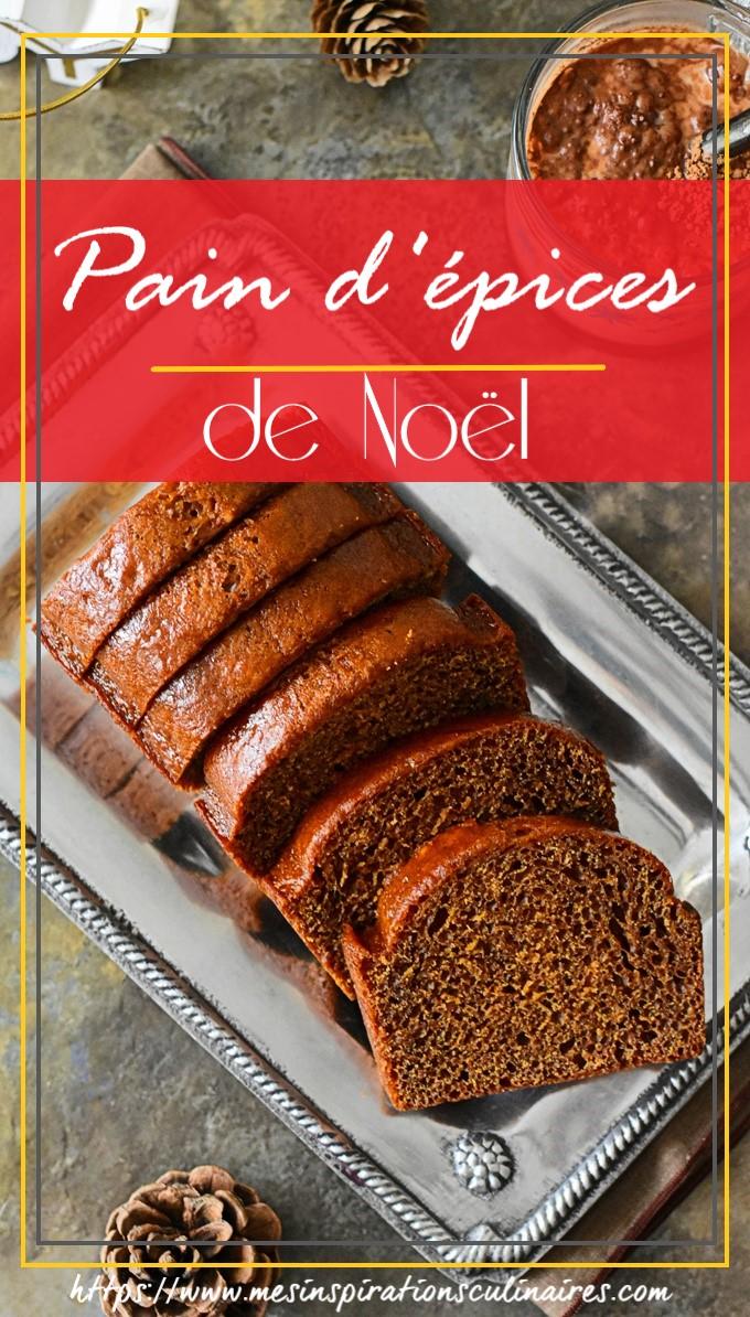 recette de pain d'épices au miel