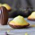 madeleines vanille coque chocolat 1
