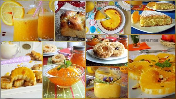 que faire avec les oranges