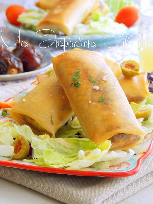 brick ou bourek au fromage ail persil 1