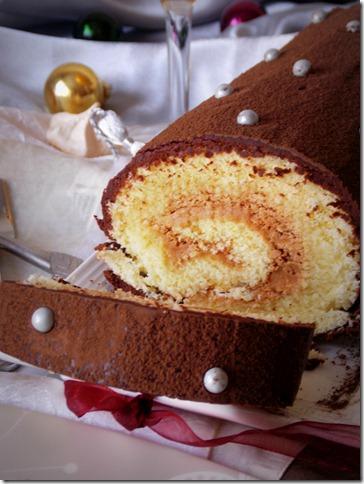 buche pralinoise chocolat