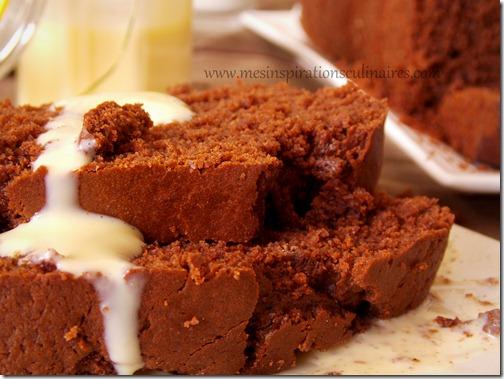 cake moelleux au chocolat facile