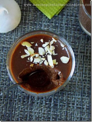 Crème dessert au chocolat (la laitière)
