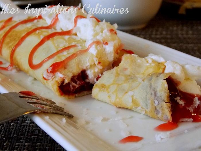 Crepes Au Lait De Coco Recette Facile Rapide Le Blog Cuisine De