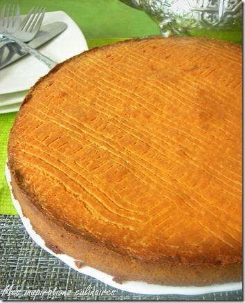 Gâteau breton tres fodant