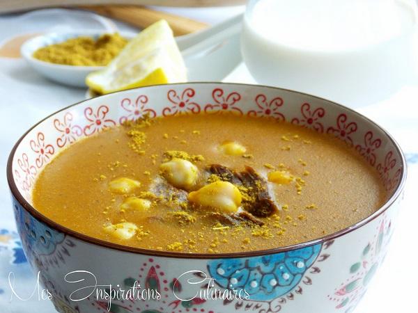 Recette harira amour de cuisine un site culinaire populaire avec des recettes utiles - Recette amour de cuisine ...