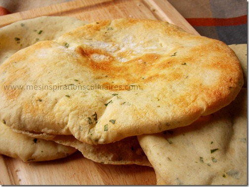 Pain Pita Pain Libanais Cumin Coriandre Le Blog Cuisine De Samar