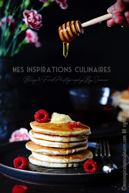 pancake au babeurre Lben