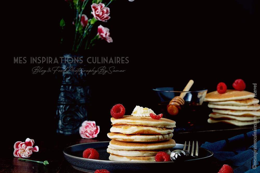 Recette pancakes facile (crêpes américaines)