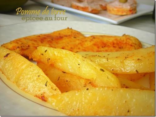 Pommes de terre pic es au four facile le blog cuisine de samar - Recette de cuisine facile sans four ...