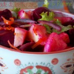 salade de betteraves et pomme curry 1
