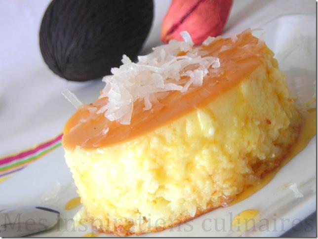 Flan coco le blog cuisine de samar for En cuisine avec coco