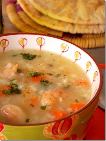 soupe-de-creettes-choumicha