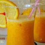 jus d'orange banane 1