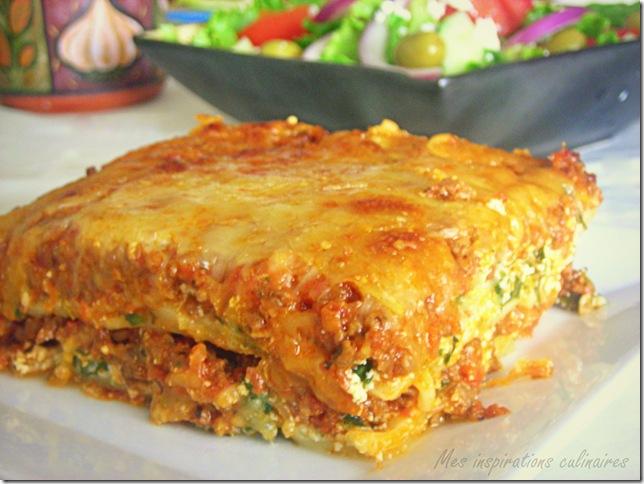 lasagne la bolognaise recette facile le blog cuisine de samar. Black Bedroom Furniture Sets. Home Design Ideas