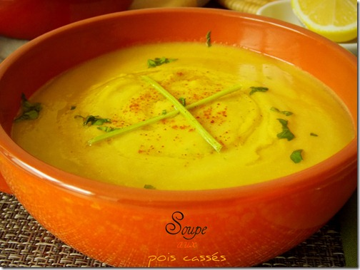 recette soupe onctueuse