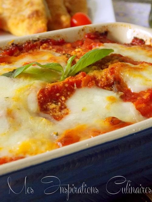 Recettes italiennes aubergines - Cuisiner aubergine rapide ...