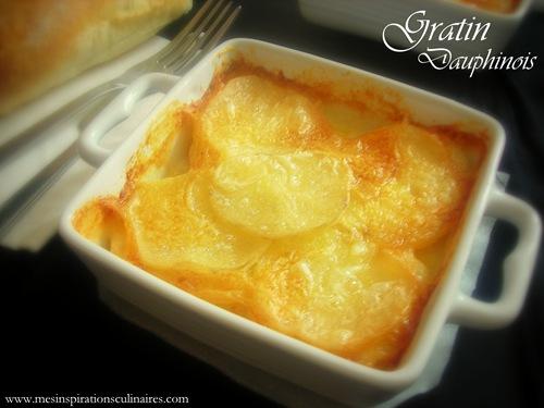 Recette gratin dauphinois cuisson lente le blog cuisine de samar - Recette de cuisine algerienne gratins ...