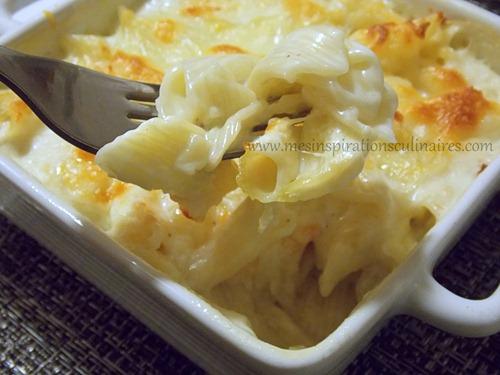 Gratin de pates facile rapide facon cyril lignac le blog cuisine de samar - Recette de cuisine algerienne gratins ...