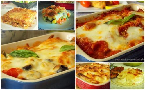 Recettes de gratin facile rapide le blog cuisine de samar - Recette de cuisine simple et rapide pour le soir ...