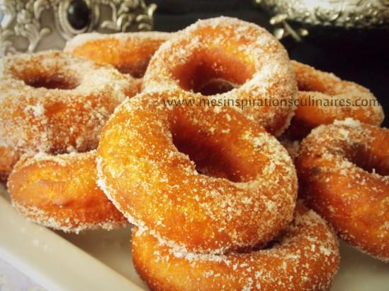 Beignets l gers et facile au sucre de sissi le blog cuisine de samar - Recette pate a beignet sucre ...