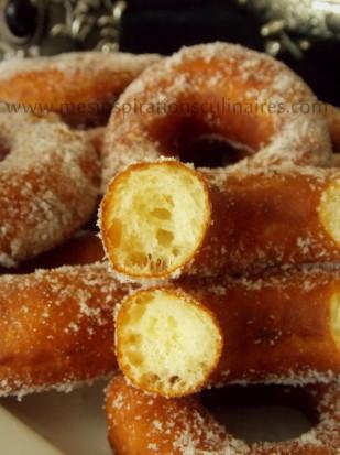 Beignets légers et facile au sucre
